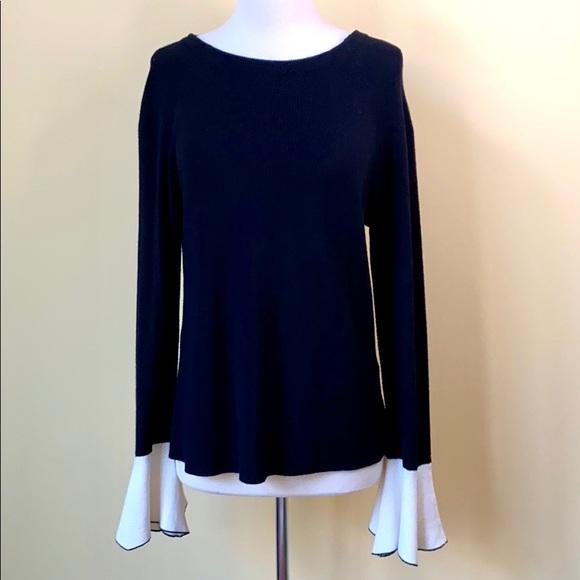 Pixley Sweaters - Stitch Fix Pixley Meenah Flare Sleeve Sweater NWT